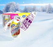 Actimel Snow
