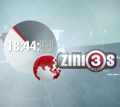TV3 News Demoreel