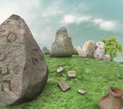 TV3 Easter Identity 2011